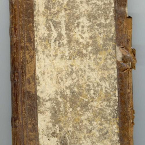 Troisième carnet de collecte de Théodore Hersart de La Villemarqué