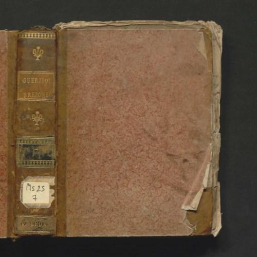 [Carnet n°7 de Alexandre Lédan (1777-1855)]